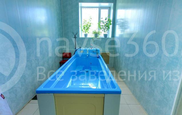подводный душ