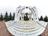 Памятник павшим в Афганистане