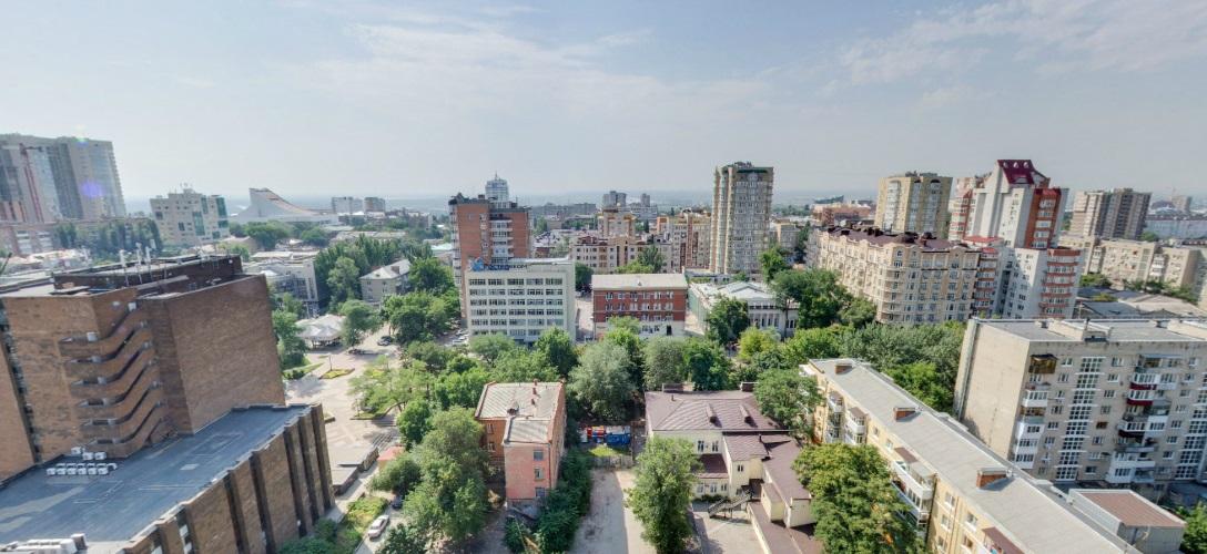 12-этажный жилой дом, ул. Горького 168
