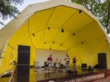 Шиз-оркестр КАША в Alpenhof