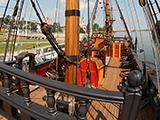 Гото Предестинация, корабль-музей