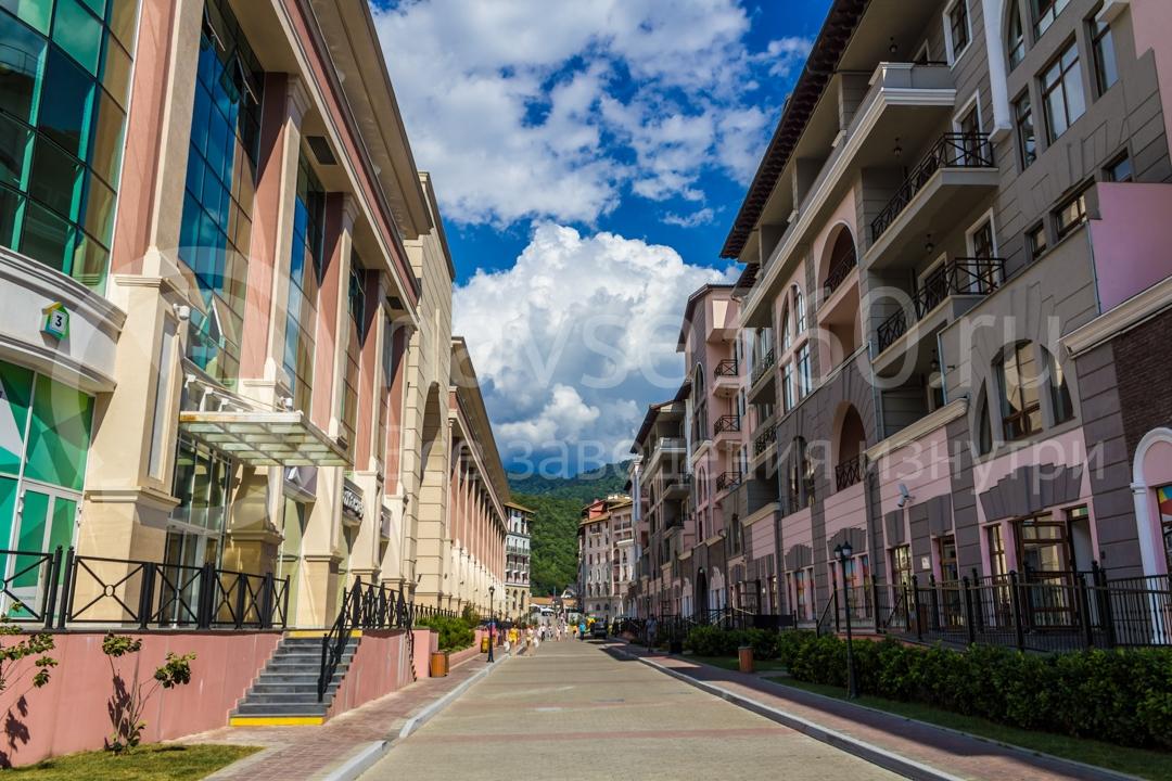 Апартаменты, торговый центр Горки Город