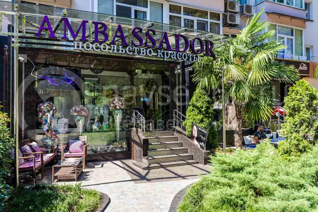 Ambassador посольство красоты