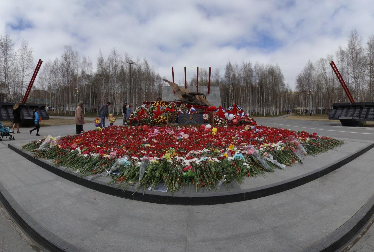 Памятник воинам-землякам, погибшим в годы Великой Отечественной войны