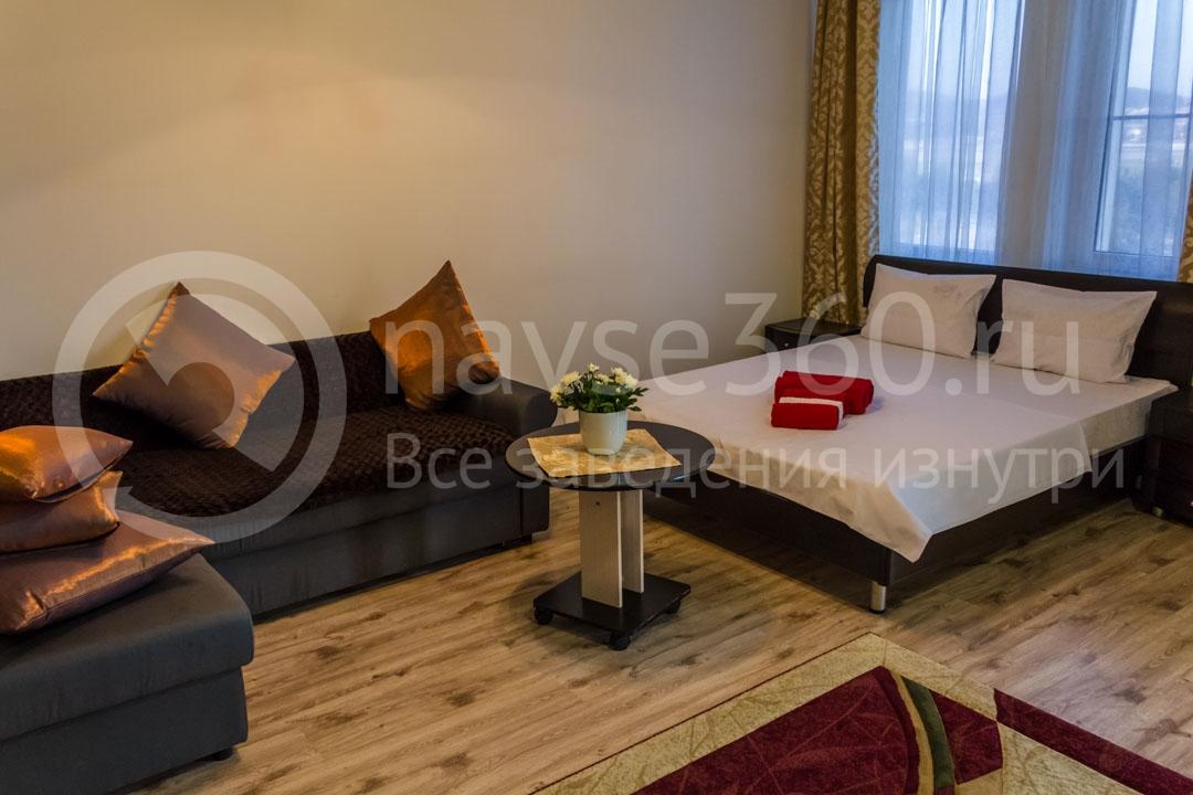 Номер гостиницы Papaya Park Hotel в Сочи