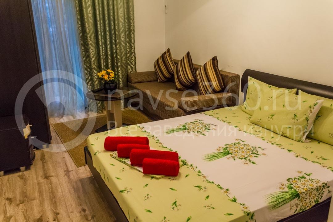 Гостиница Papaya Park Hotel в Сочи