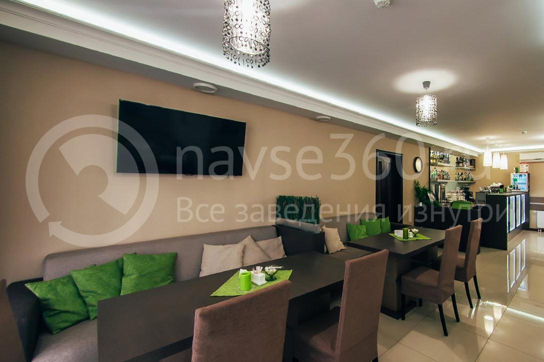 Отель Парк Хаус Дивноморское, кафе, бар