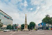 Памятник 200-летию Кубанского Казачьего Войска