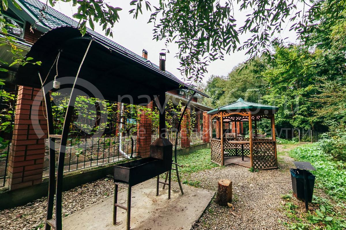 Гостевой дом Турист, хутор Гуамка Краснодарский край, беседка