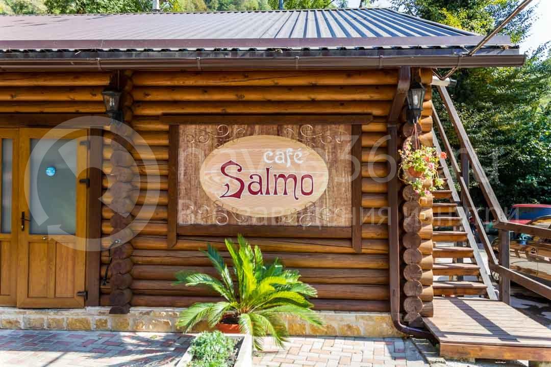 Кафе Salmo в Сочи