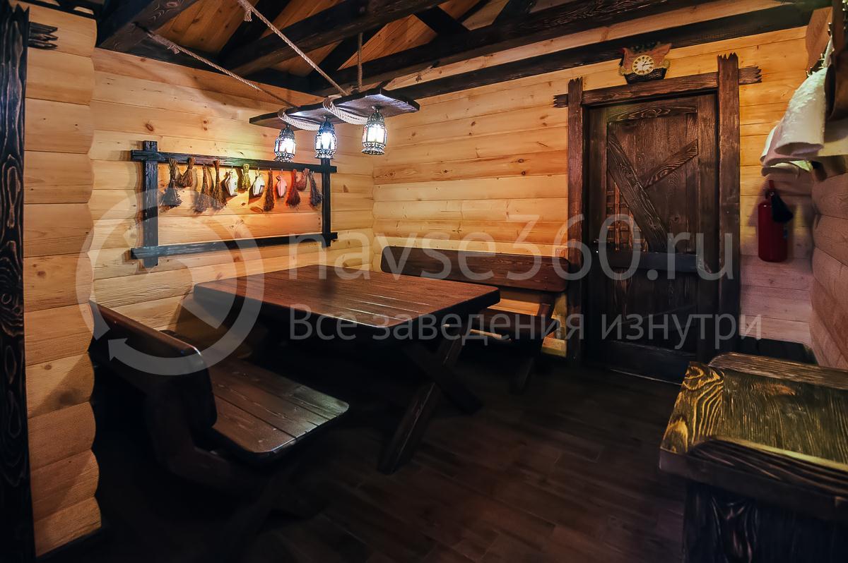 Отель Куршевель, Гуамка, Краснодар, ресторан 3