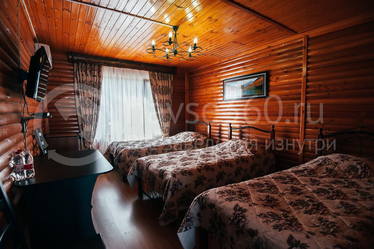 Отель Куршевель, Гуамка, Краснодар, номер 1