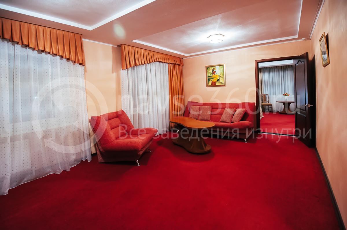 Отель Гуамка, Краснодар, люкс