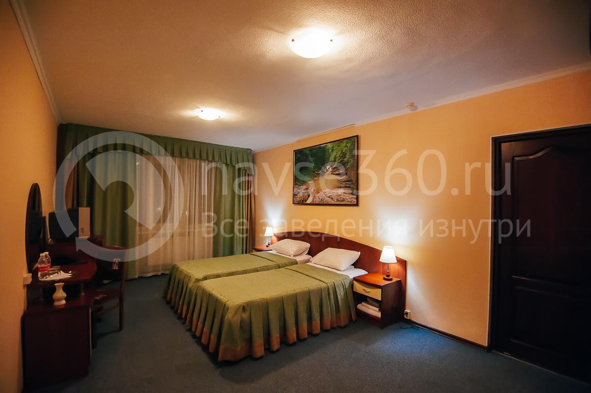 Отель Гуамка, Краснодар, люкс 4