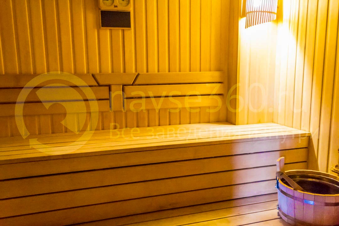 Сауна гостиница Orange Star Сочи