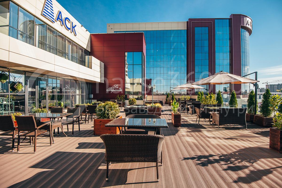 Ресторан La Веранда, ТЦ AVM Краснодар, летняя терраса 5