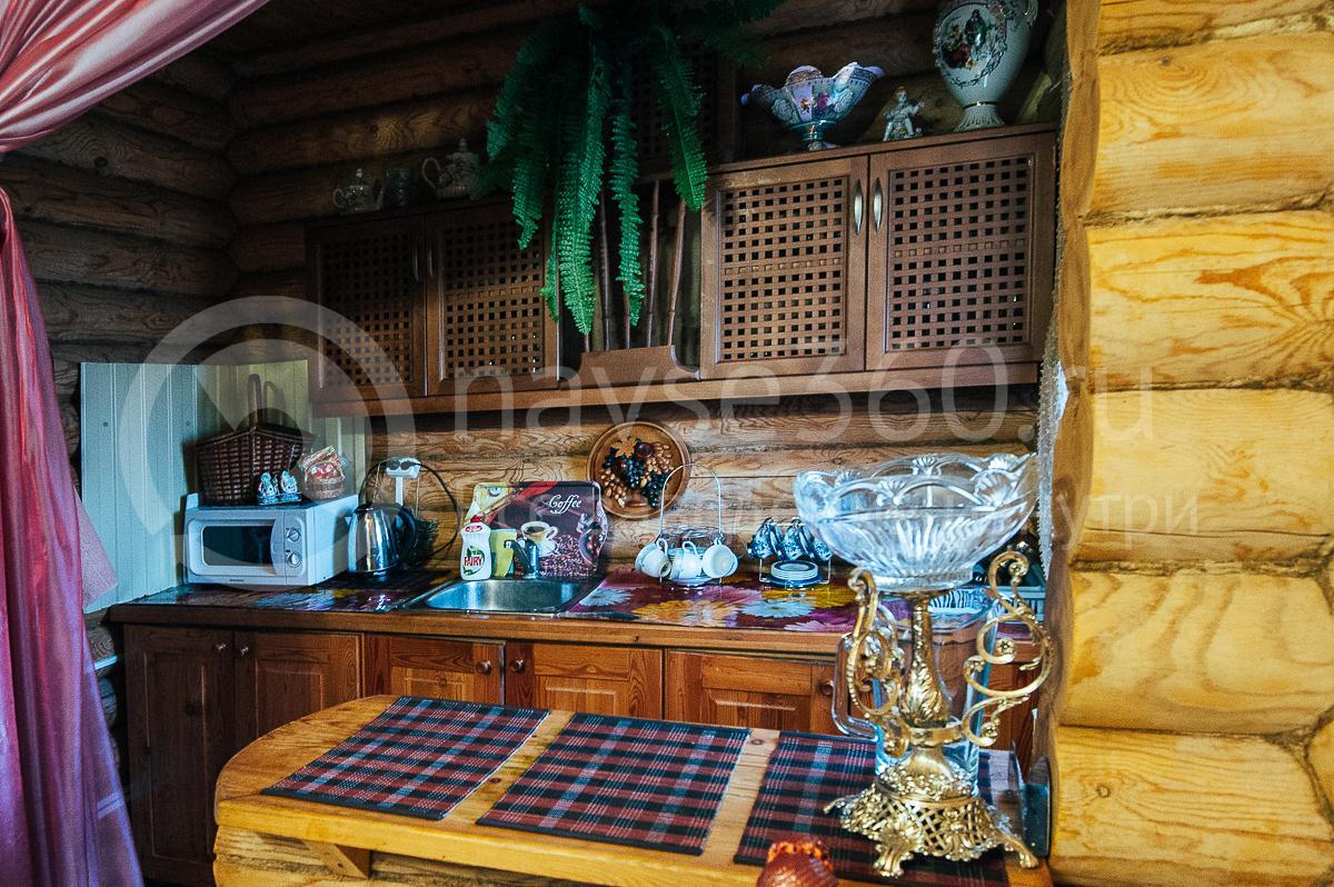 Гостевой дом Эко Дом, Гуамка, кухня 1