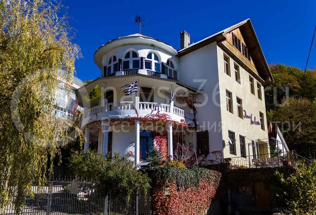 Гостиница Дом Исаков Сочи