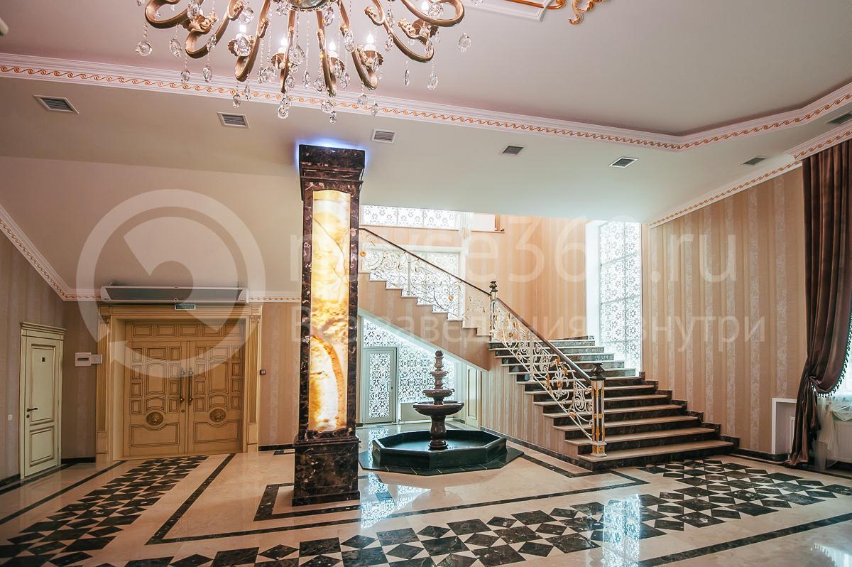Ресторан, Банкетный зал, Опера палас, Краснодар, холл 1 этажа