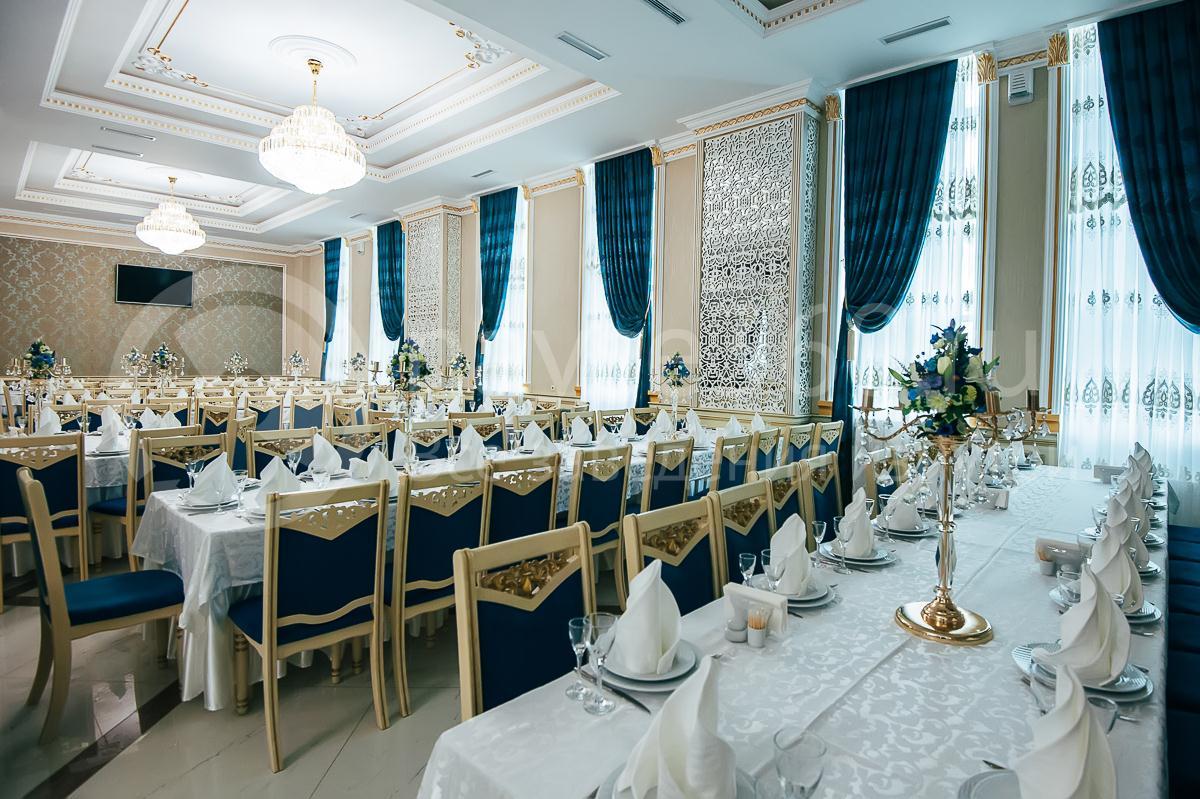Ресторан, Банкетный зал, Опера палас, Краснодар, зал на 250 человек 2