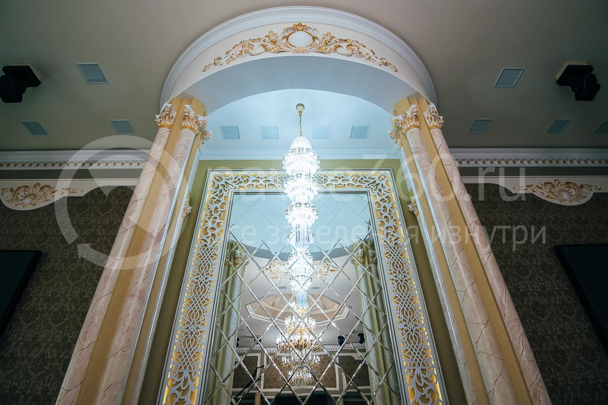 Ресторан, Банкетный зал, Опера палас, Краснодар, зал на 350 мест 1