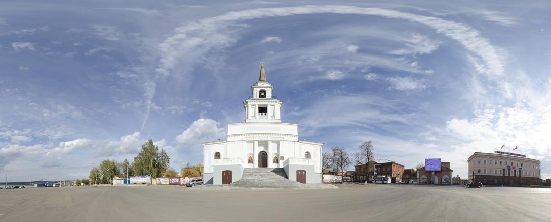 Благовещенский собор, храм