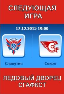Хоккей. Первенство высшей хоккейной лиги. Сезон 2015/16