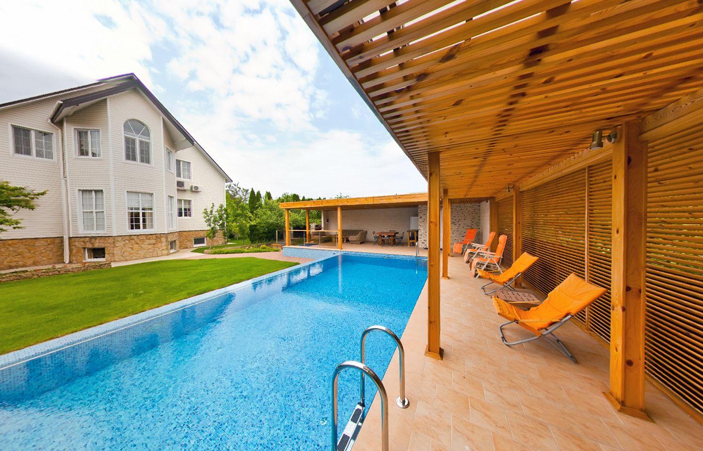 Купить дом в Витязево с бассейном 6