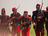 Реконструкция сражения Крымской войны