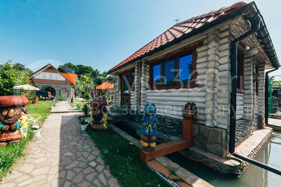 база отдыха маяк краснодар даховская 06