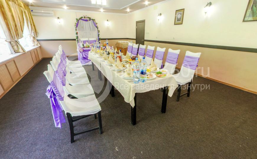 Колос банкетный зал в Казани