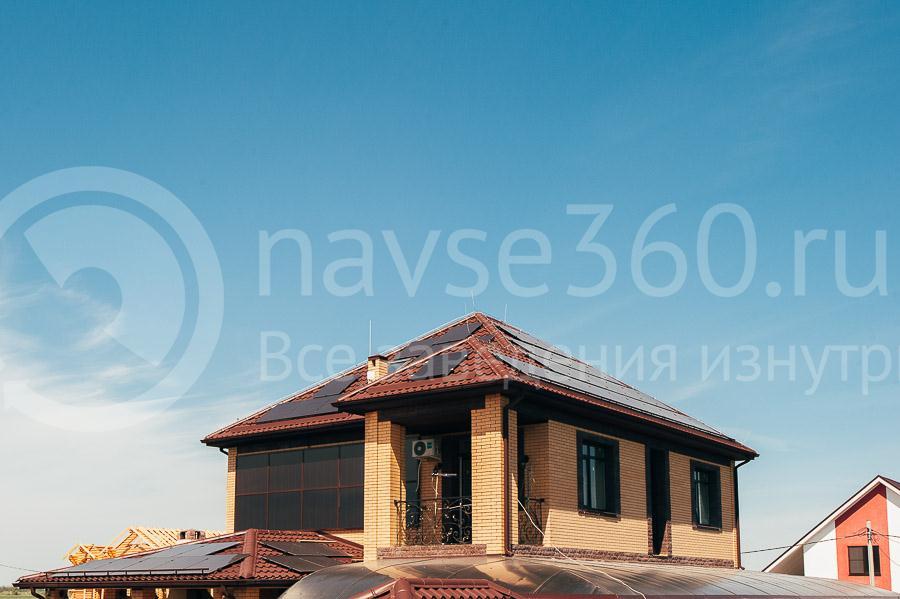 Умная энергия солнечные батареи краснодар 08