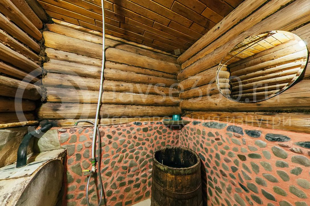 отель домик в деревне даховская краснодар 02