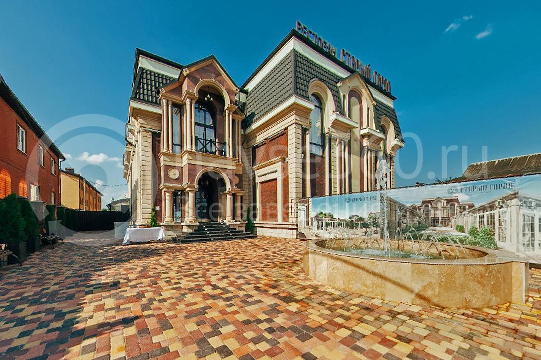 ресторан, банкетный зал старый город, краснодар 05