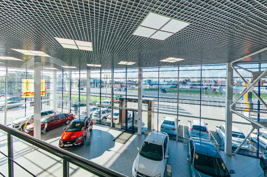 Первый лада центр автосалон краснодар 08