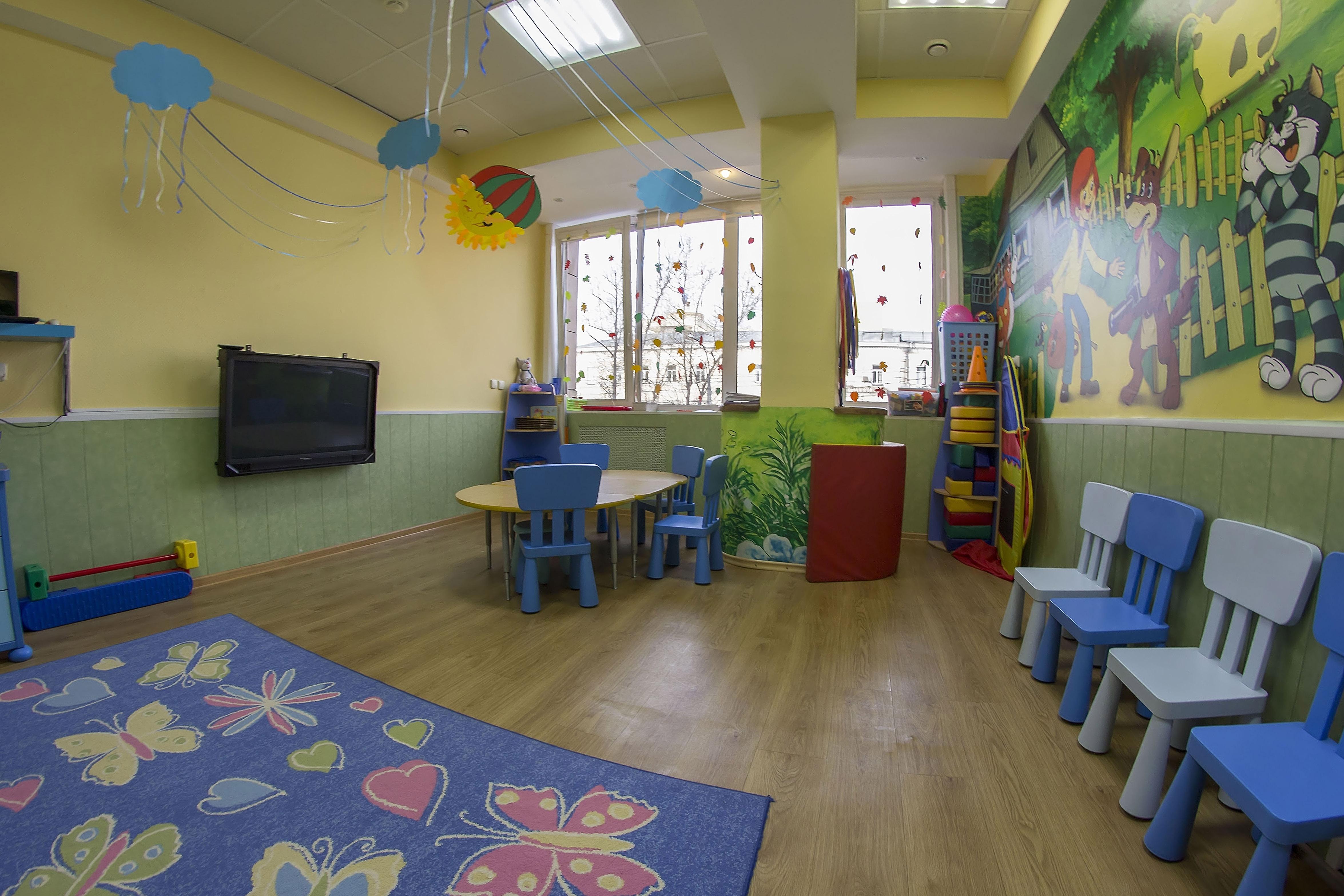 Развивающий центр для детей