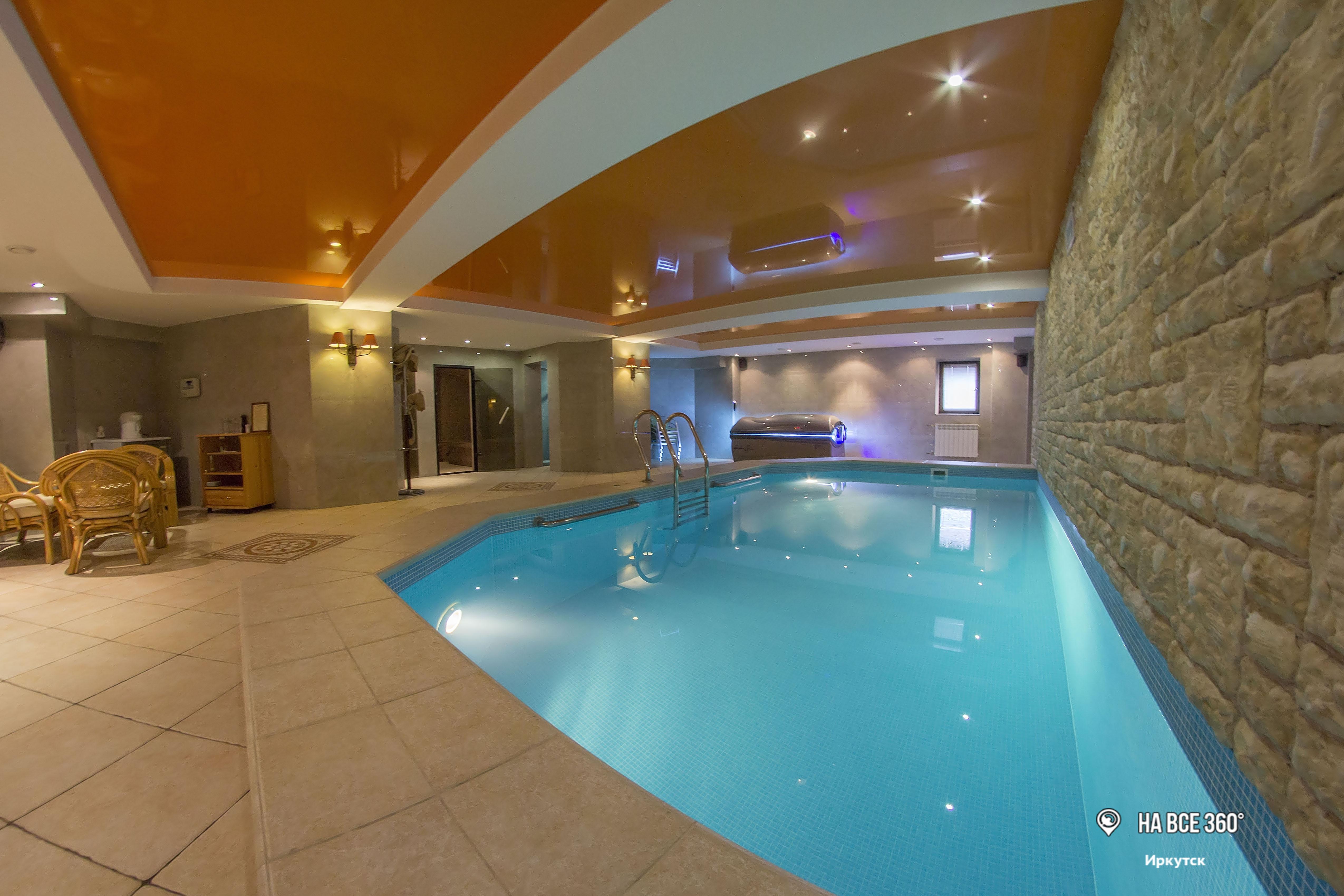 Сауна и баня в Иркутске