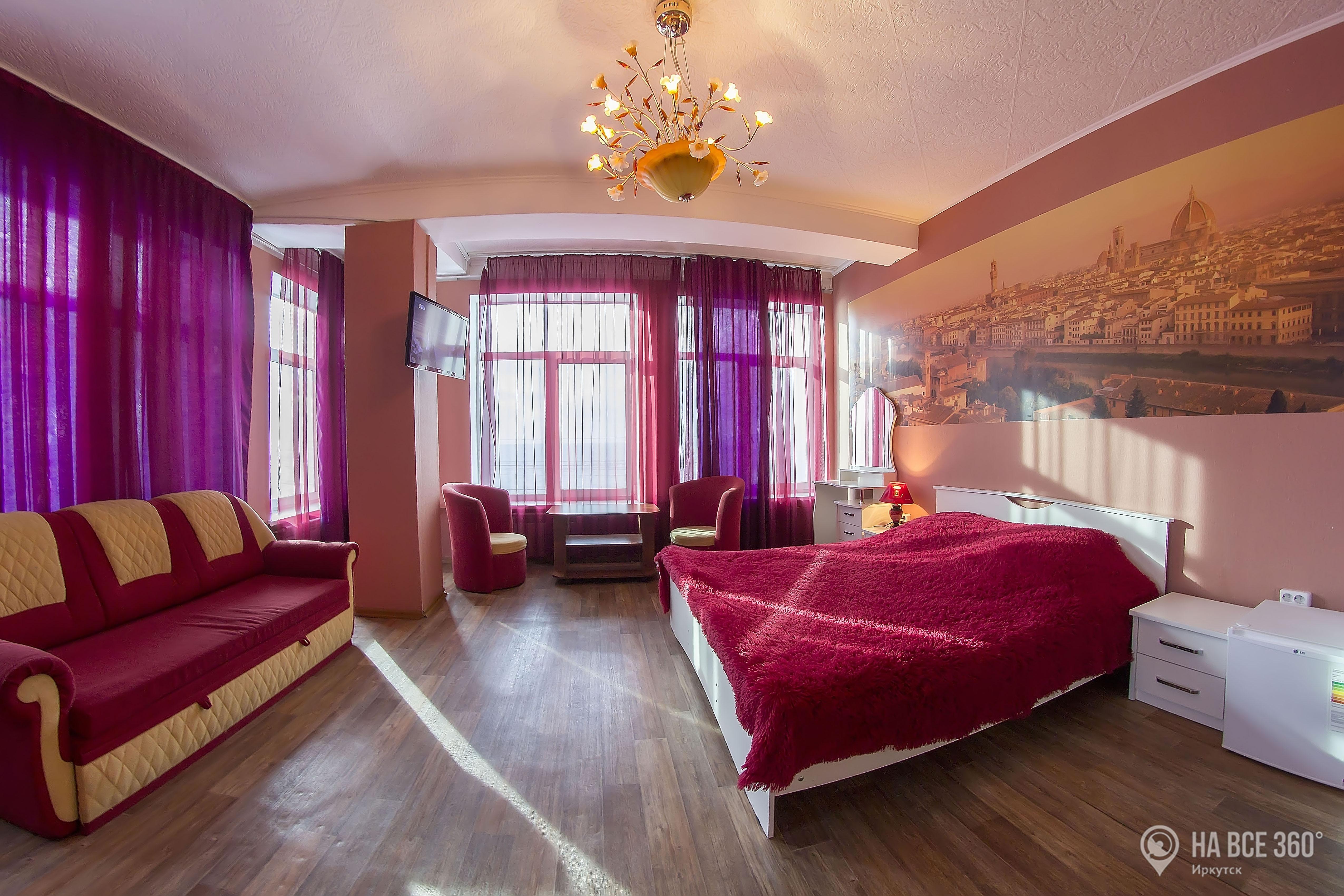 Недорогая гостиница в Листвянке