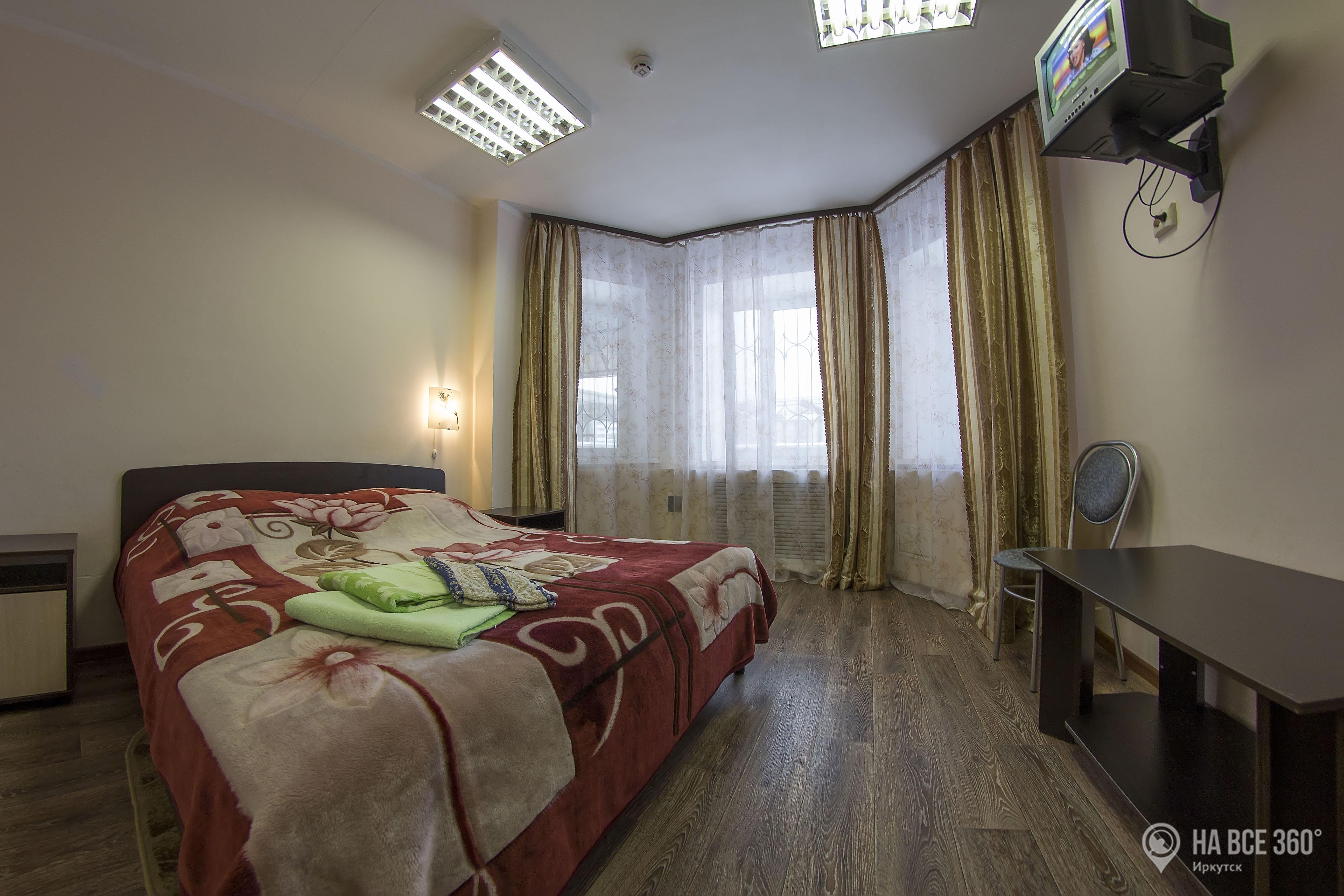 Гостиница мироновская Иркутск