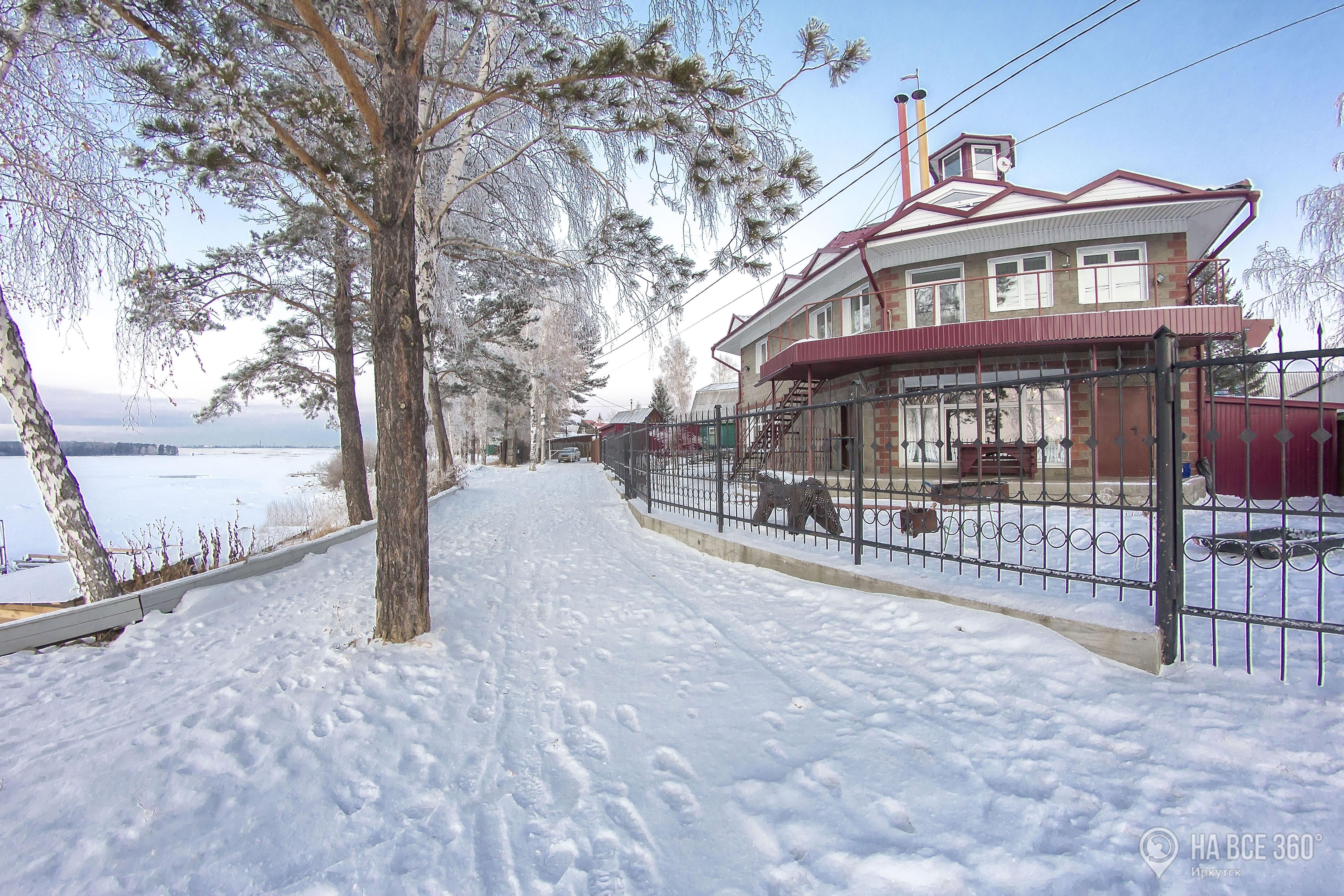 Коттедж посуточно на Байкальском тракте