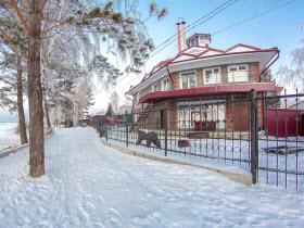 Байкал-Юрмала, коттедж посуточно