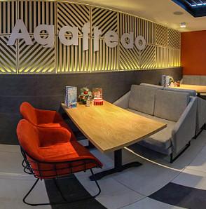 Агафредо (Чернышевского), кофейня