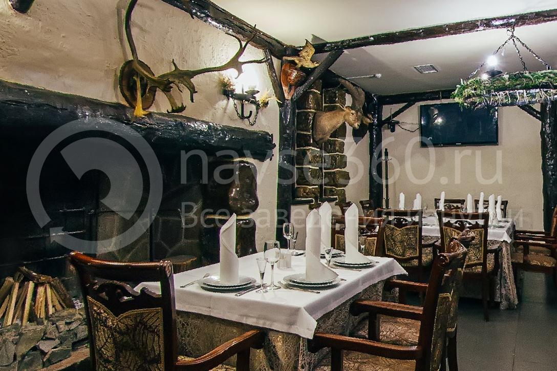 Ресторан Королевская Охота 05