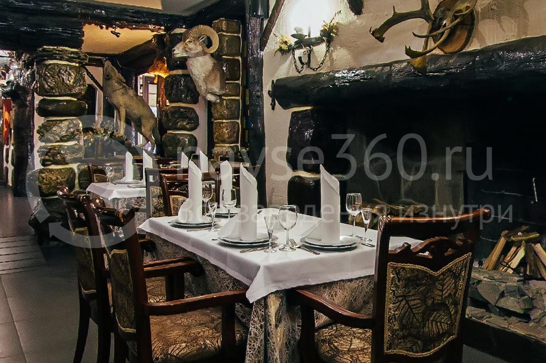 Ресторан Королевская Охота 08