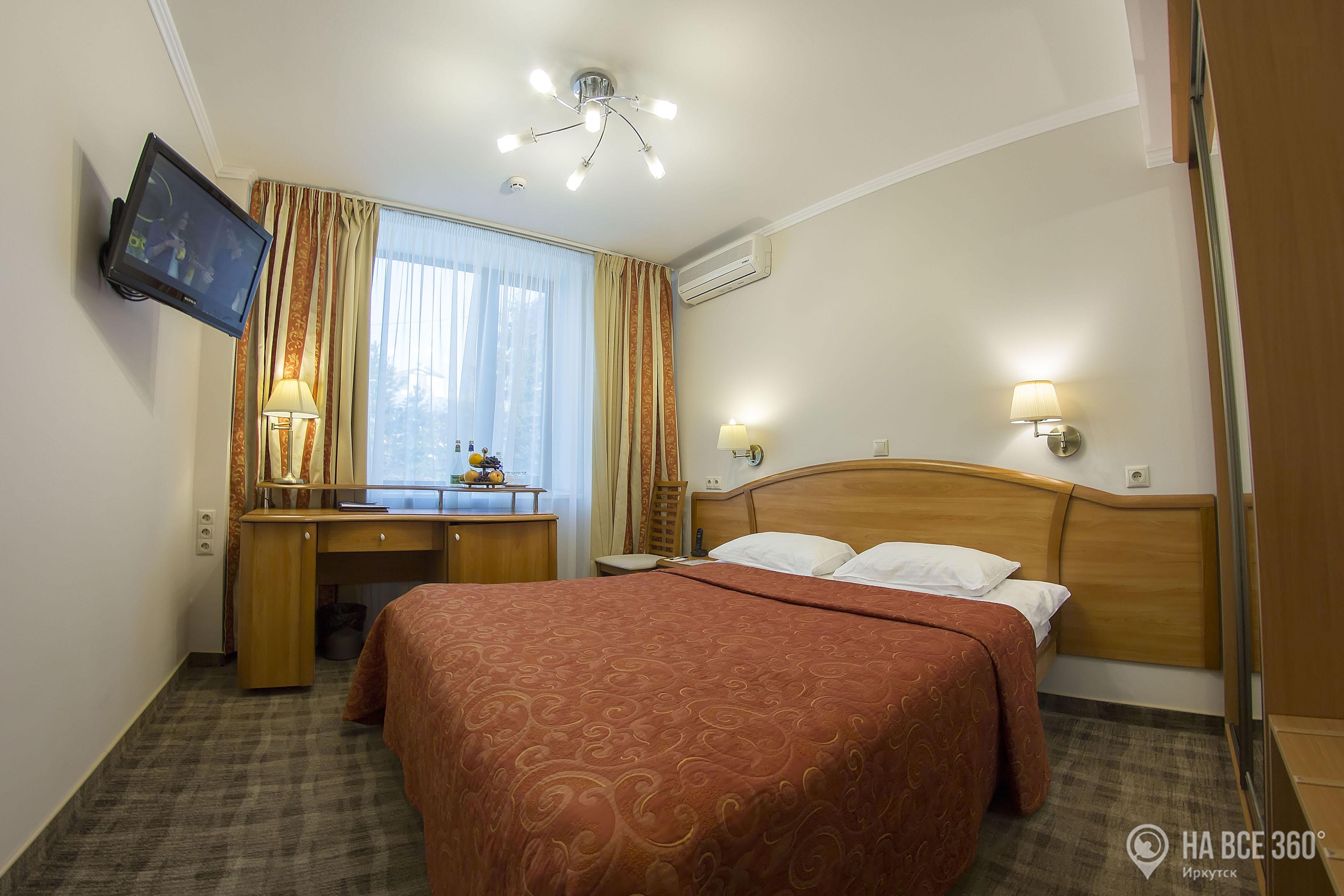 Гостиница Байкал Бизнес Центр