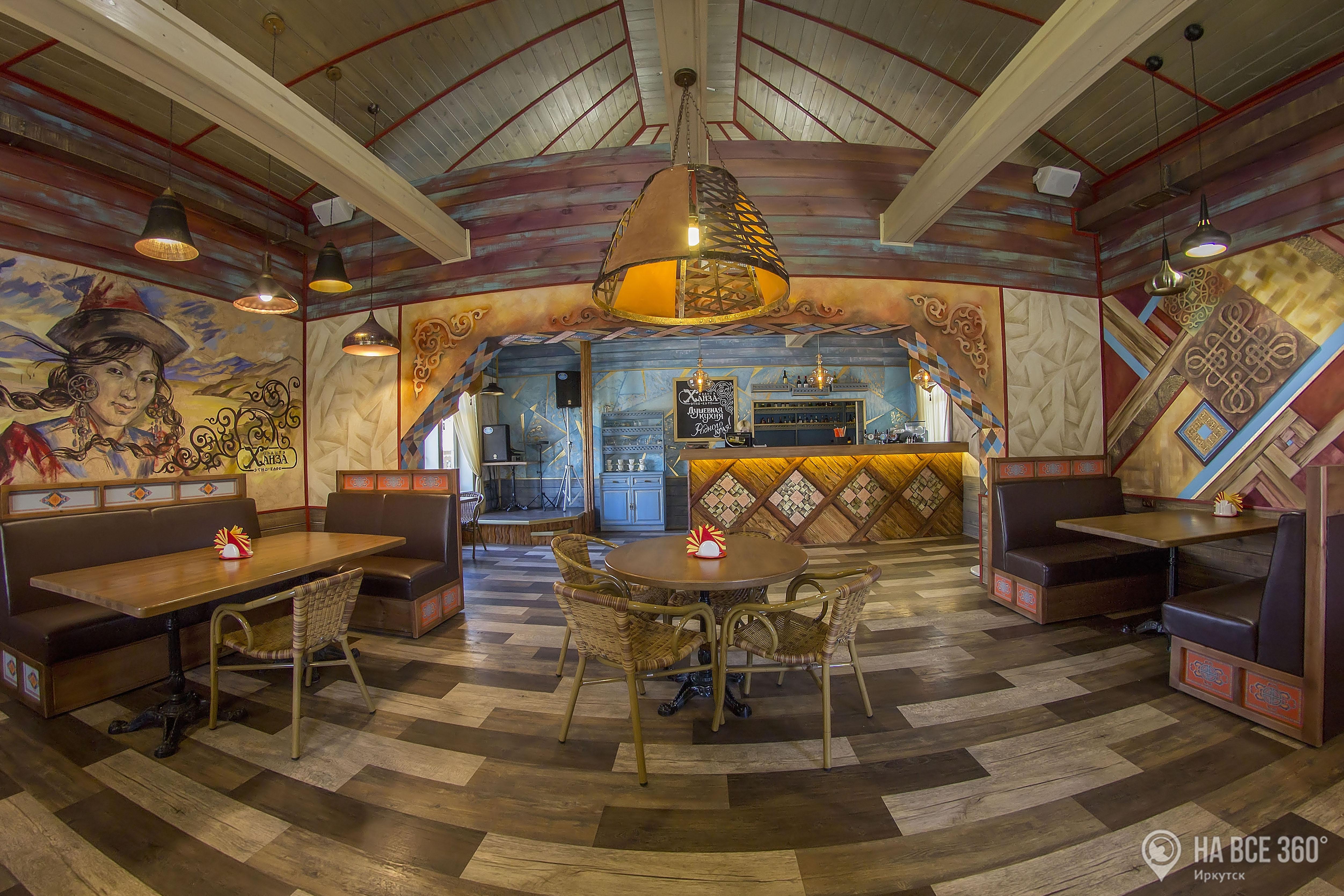 Рестораны и кафе в 130 квартале