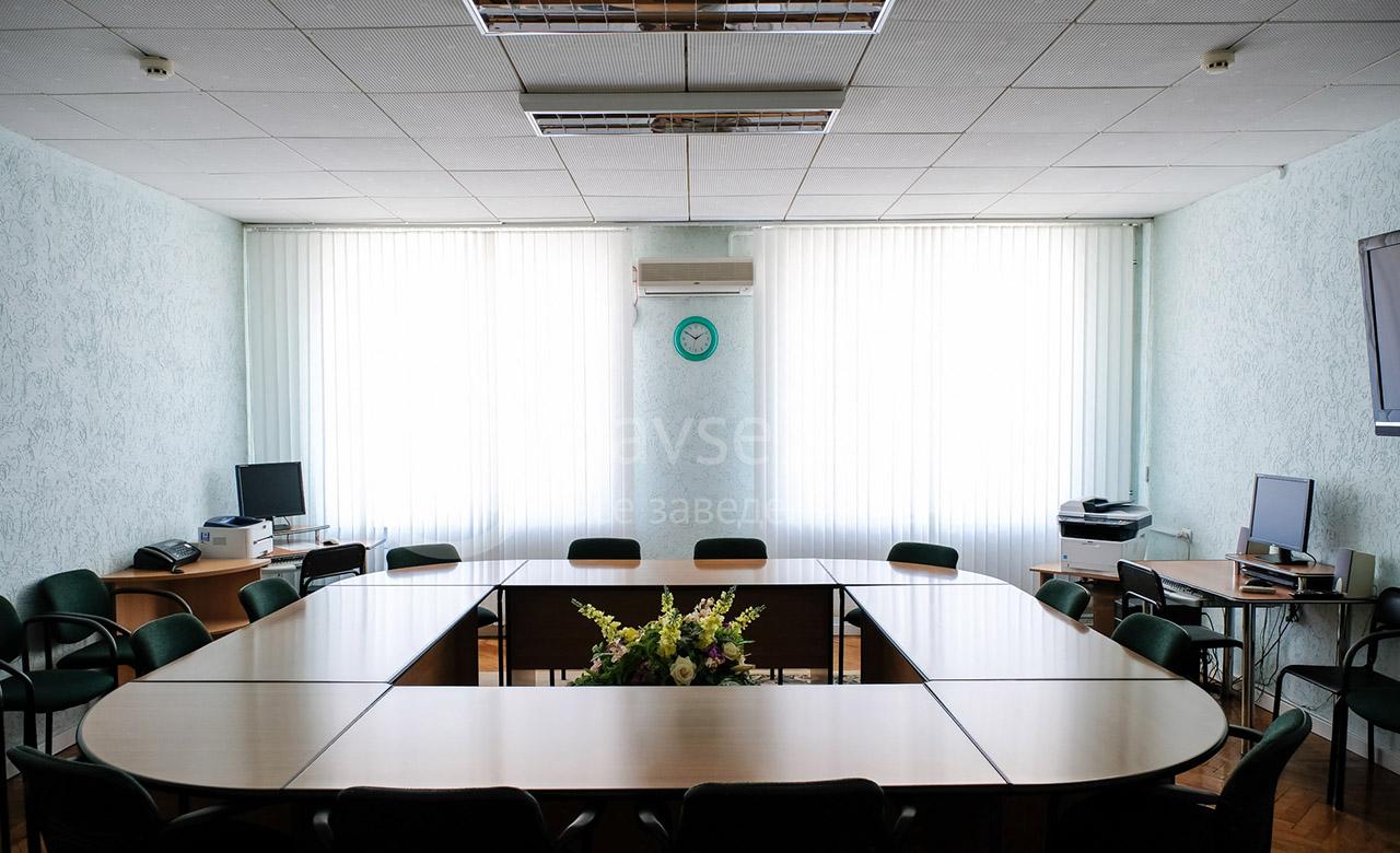 Конференц зал в гостинице Октябрьская в Томске на сайте tomsk.navse360.ru
