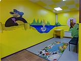 Акварелька, детский бассейн