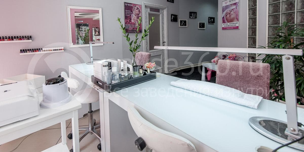 Pink Panther, салон красоты Бабушкина, 27