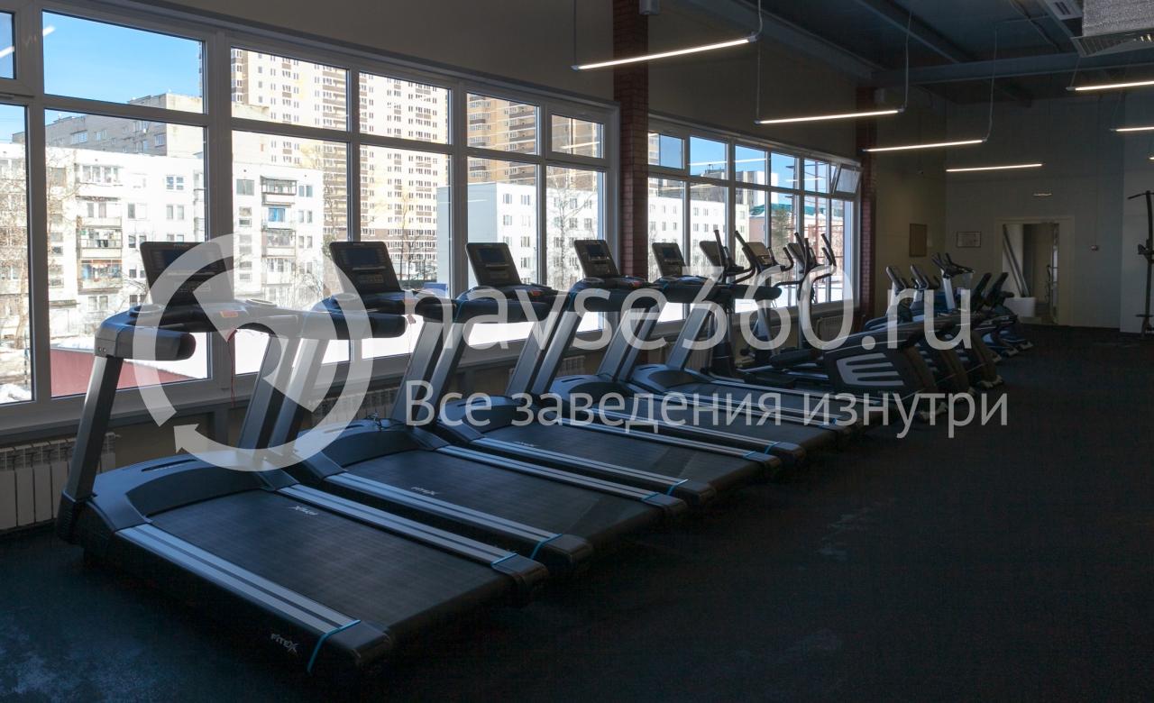 Нахабино Фитнес Про, фитнес-клуб